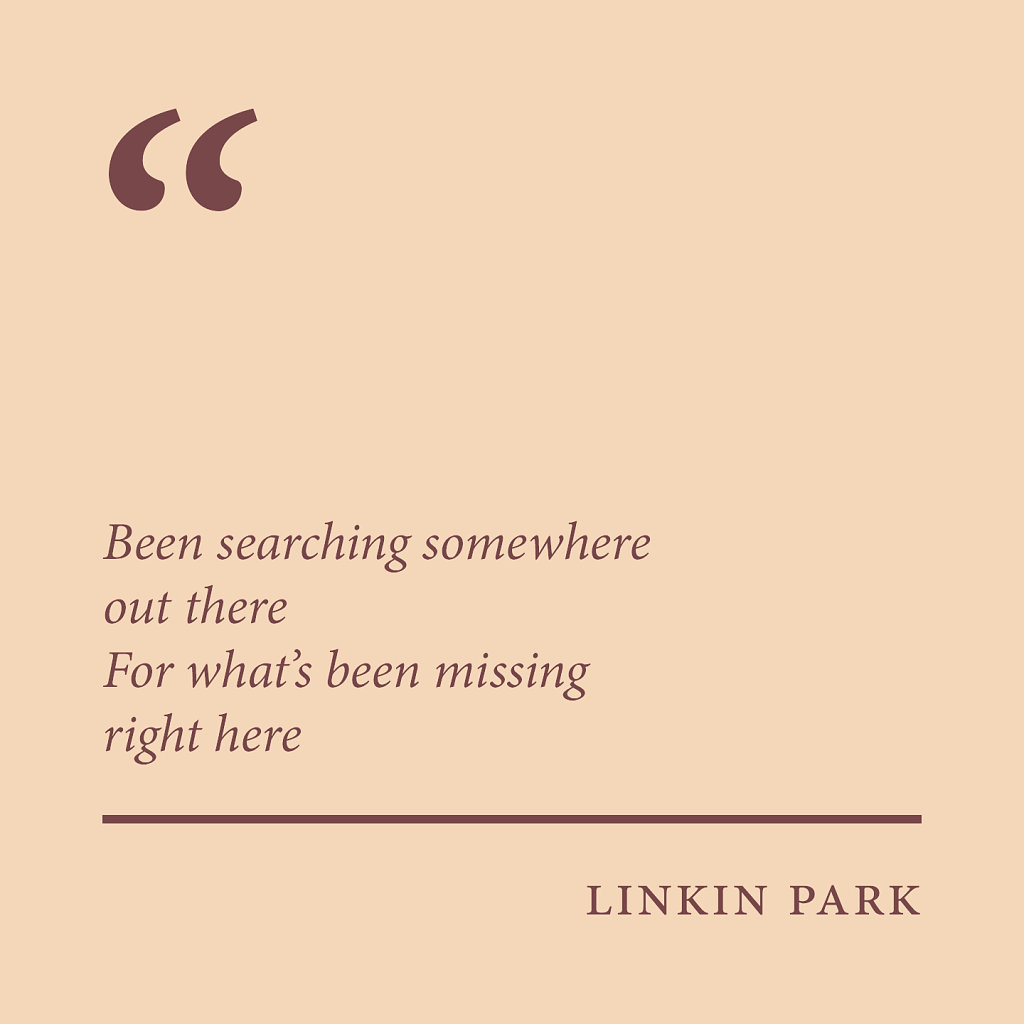 Been searching somewhere